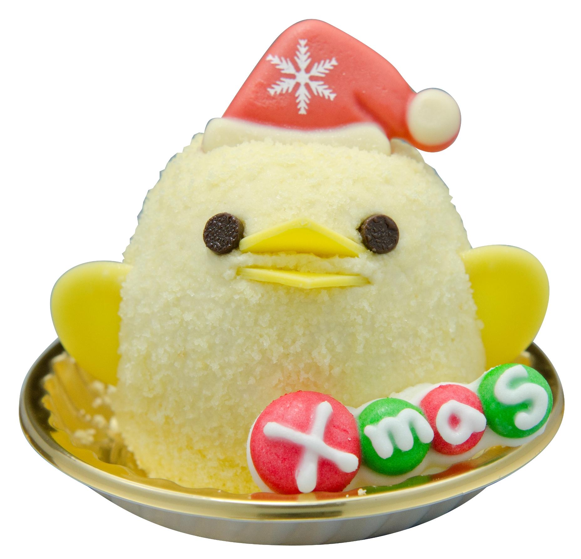 クリスマスぴよりん