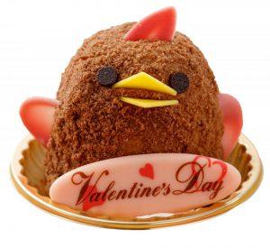 バレンタインぴよりん